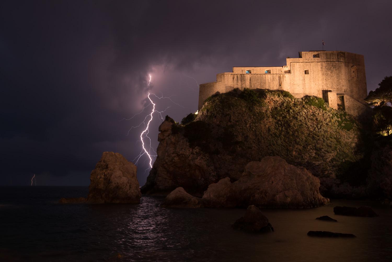 Donald Yip Dubrovnik Lightning