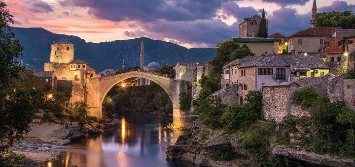 Mostar Stari Most Donald Yip