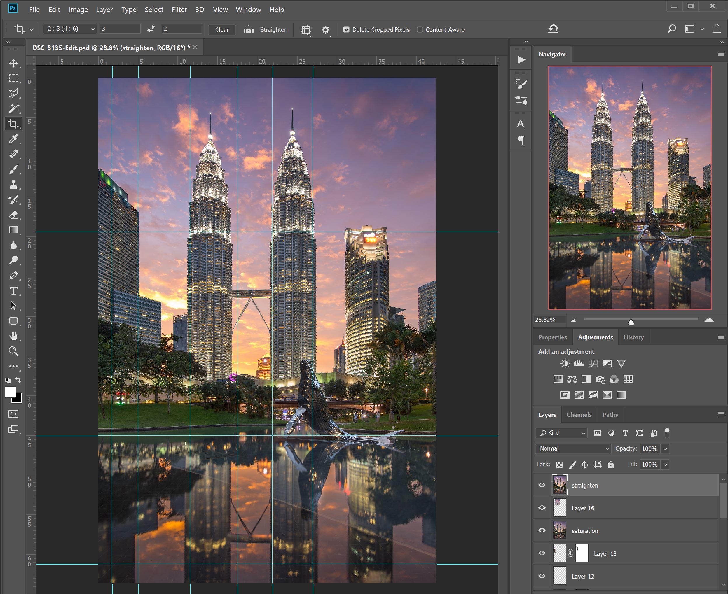 Kuala Lumpur Photoshop Donald Yip