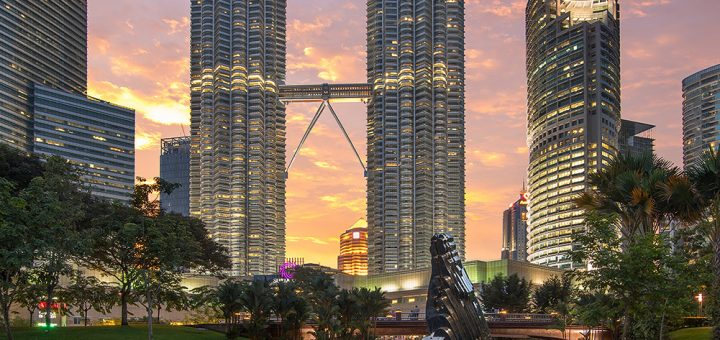 Kuala Lumpur KLCC Donald Yip