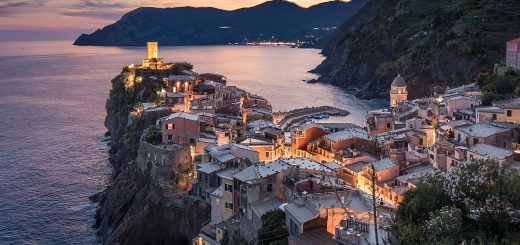 Vernazza Donald Yip
