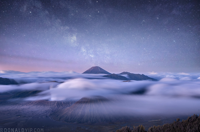 Donald Yip Mt Bromo