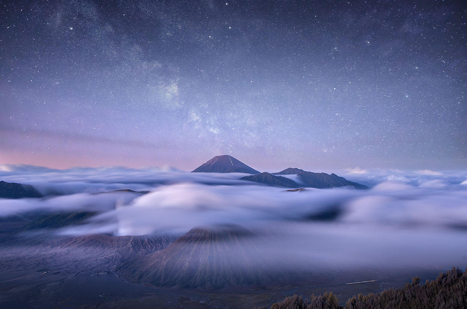 Bromo Indonesia Donald Yip