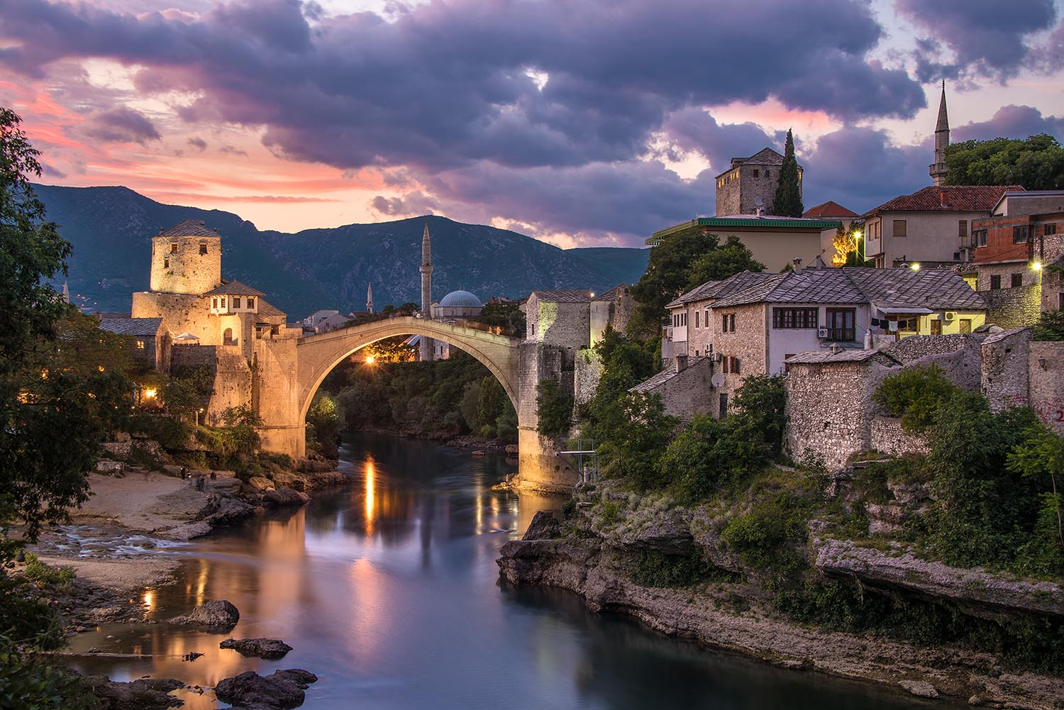 Stari Most Bosnia Mostar Donald Yip