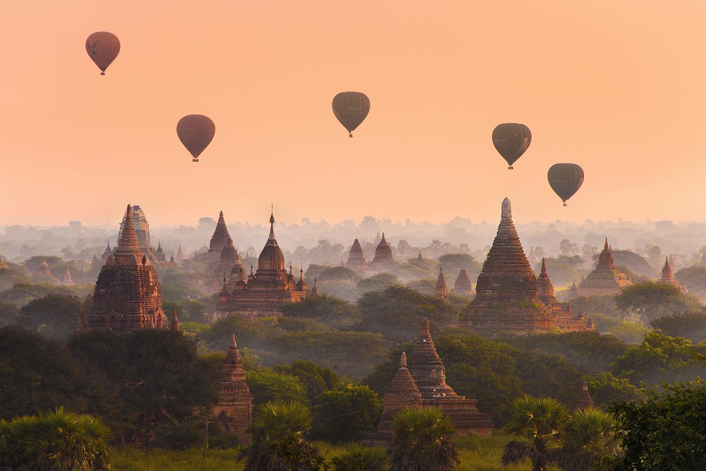 Bagan myanrmar Donald Yip