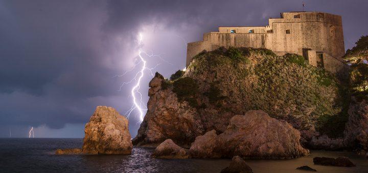 Donald Yip Lightning Dubrovnik