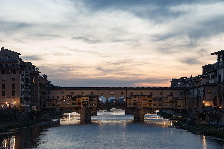 Florence Donald Yip Ponte Vecchio