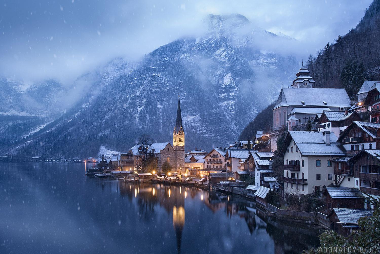 Notas de Viagem - Áustria