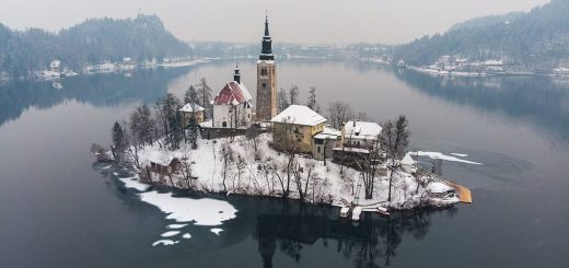 dji mavic air slovenia