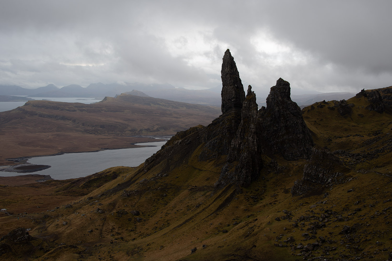 old man of storr scotland donald yip