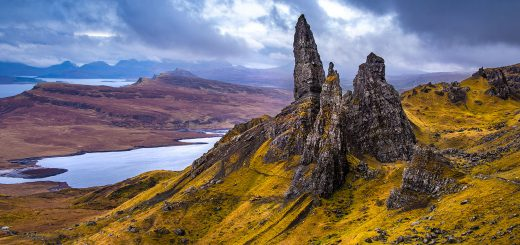 old man of storr scotland donald yip